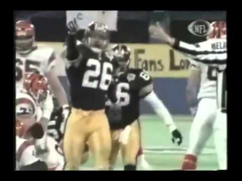 Rod Woodson  The Last of the Mochicans