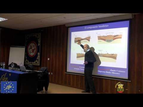 El volcanismo basáltico de la comarca de Cartagena - Dr. José López Ruiz