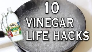 Awesome Vinegar Life Hacks You Should Know