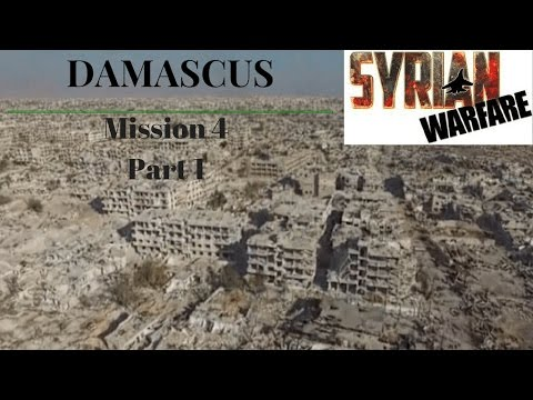Syrian Warfare ▶ Damascus ☠ Welcome to ShitHole McCluster-Fuck private !