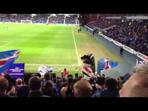 Nicky Clark Song - Rangers FC