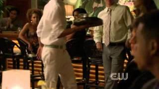 Mekia on 90210 2x05 PART 2
