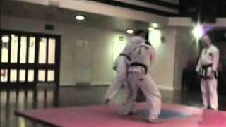 Taekwon-do 1st Dan Black Belt Grading, October 2011