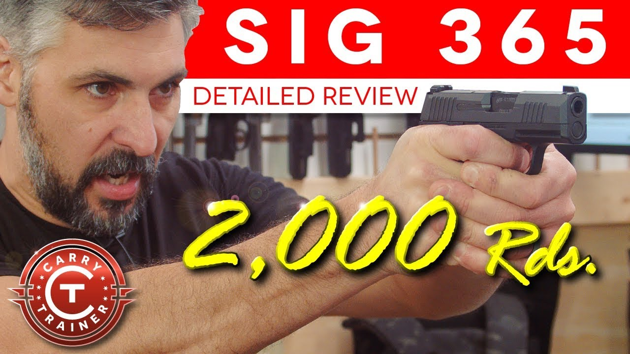 SIG P365 W/Manual Safety | Page 2 | The Leading Glock Forum