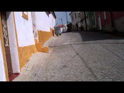 de straten van Figueira e Barros