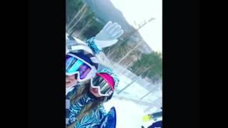 Обучение на сноуборде, Выходные  в бобровом логу🏂✔️