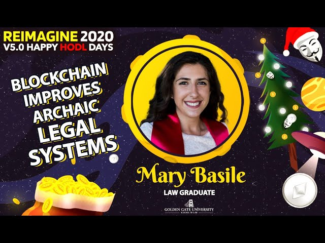 Mary Basile - Golden Gate University - University Segment
