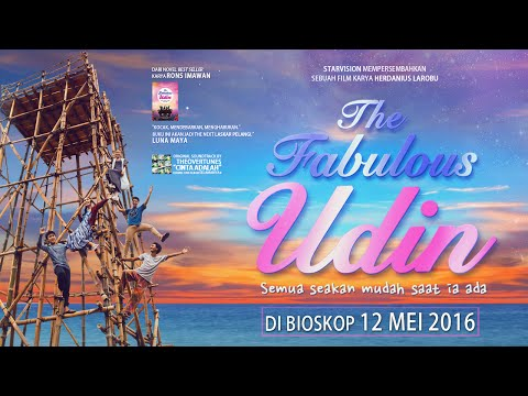 THE FABULOUS UDIN Official Trailer Tayang 12 Mei 2016