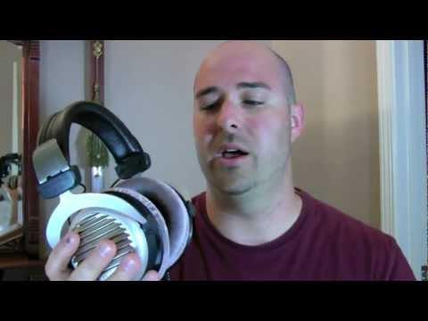 Beyerdynamic DT 990 Review