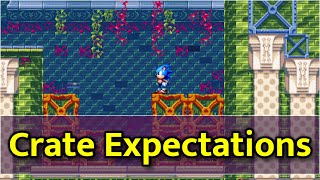 Sonic Mania - Crate Expectations Trophy/Achievement
