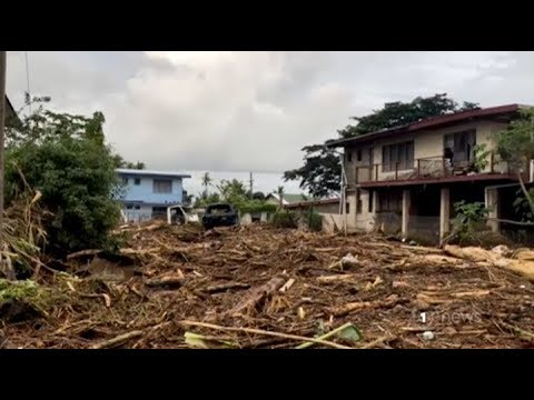 Fiji battered by Tropical Cyclone Josie, killing four