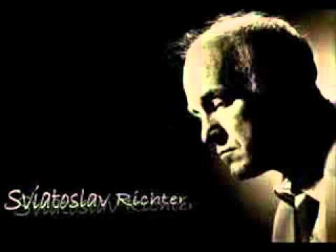 Great Pianists Play Beethoven Opus 111 - Sviatoslav Richter