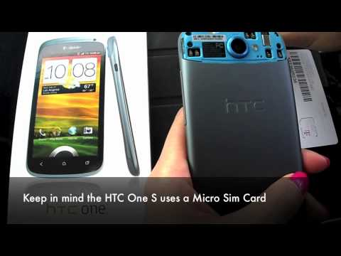 How to Unlock HTC One S by Sim Unlock Code T-Mobile, Vodafone, Bell, Orange, Bell, Telus