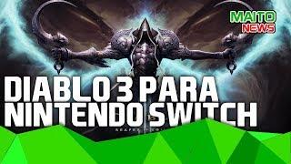 FORZA HORIZON 4 está pronto, Ações da Activision e DIABLO 3 ganha data no NINTENDO SWITCH