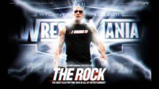 The Rock Theme Song 2012