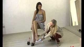 Определить оптимальную высоту каблука