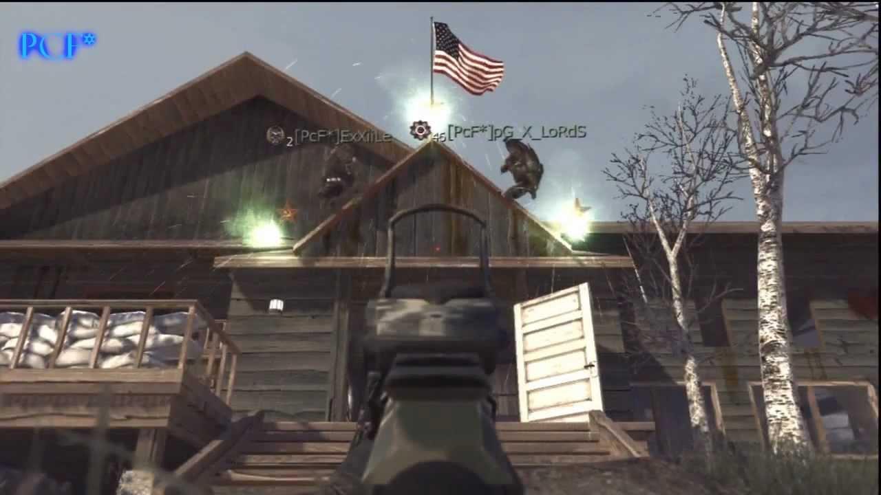 Modern Warfare 2 Estate Hiding Spots YouTube