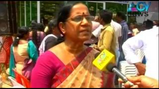 Mayor launches solid waste collection centre in Trivandrum