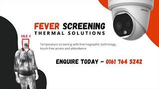 Fever Screening - Long Range Camera
