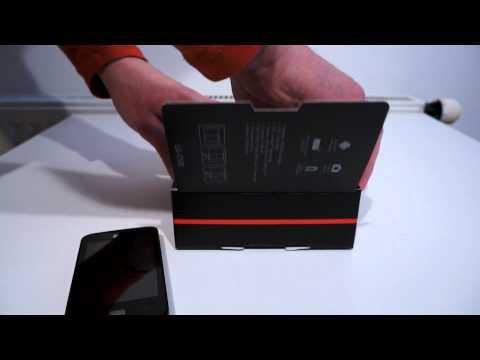 LG Optimus Hub (E510) - Unboxing