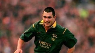 Thinus Delport - Powerful Runner