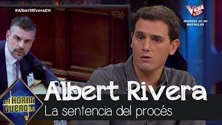 Albert Rivera, sobre la sentencia del procés: