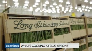 Blue Apron Cooks Up $135M Funding to Feed Expansion