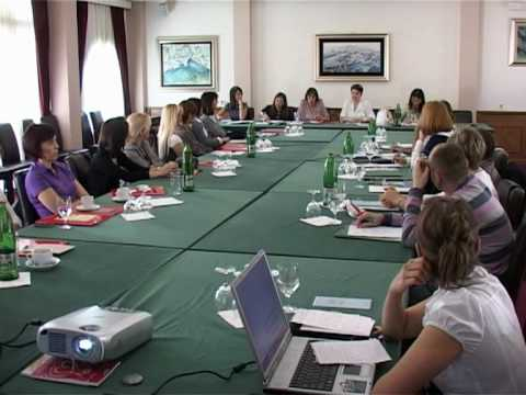 UNICEF MNE School Parliaments - Promoting Participation in Montenegro