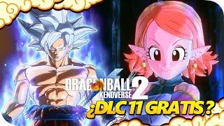 ¿DEBERÍA SER GRATIS EL DLC 11 🔥 DE DRAGON BALL XENOVERSE 2?