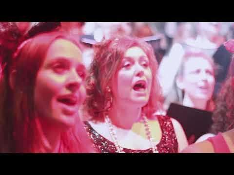 London City Voices Spring 2018, 80s Pop Medley