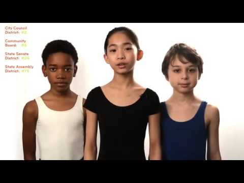 Ballet Tech Students: NEW YORKERS FOR DANCE (Manhattan)