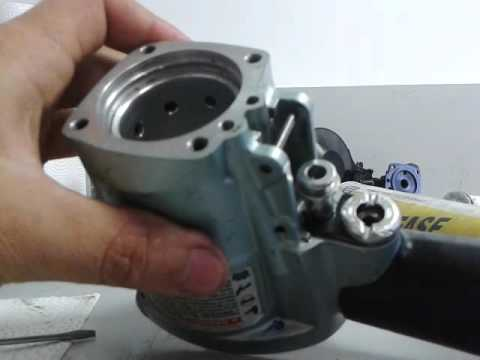 Trigger Removal Hitachi Nailer