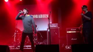 Girobabies - Jeremy Kyle Fucked My Wife-  LIVE @ 28/11/14 Glasgow Barrowlands