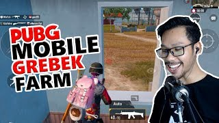LOOTING DI FARM BAGUS? - PUBG MOBILE INDONESIA