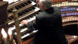 Wanamaker Organ Day 2012 - Robert Plimpton