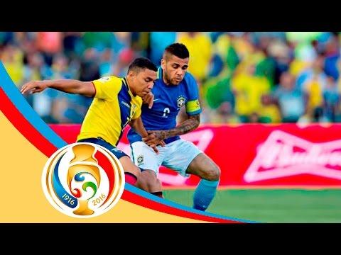 Resumen | Brasil 0 - 0 Ecuador | Televisa Deportes
