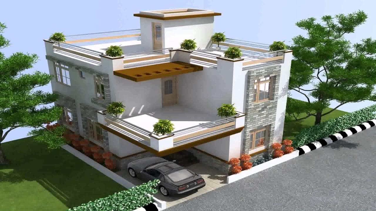 Modern Duplex House Designs Philippines