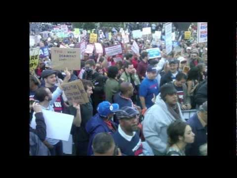 CNN Anchor Mocks Occupy Wall Street - Cenk Responds