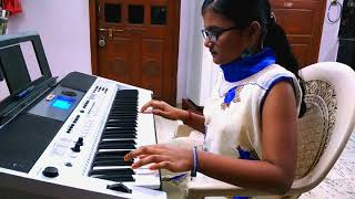 Po nee Po Song | Keyboard Cover | 3 movie | Anirudth | Dazzling Melodies |
