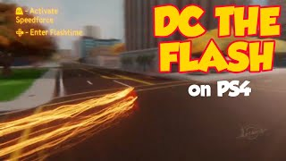 DC's The Flash on PS4! Lets play Good Dreams [1]