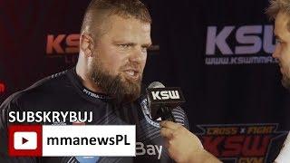 Karol Bedorf pokaże w walce z Grabowskim 100% siebie z czasów, gdy był mistrzem KSW