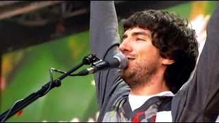 SNOW PATROL - CHASING CARS (Live at at Live Earth, 2007)