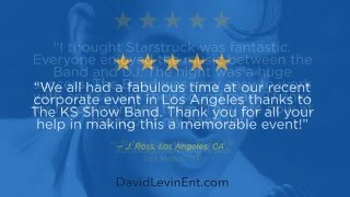 David Levin Entertainment - REVIEWS - Las Vegas, NV Corporate Event Entertainment Reviews