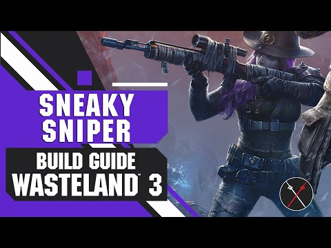 Wasteland 3 Builds: Sneaky Sniper