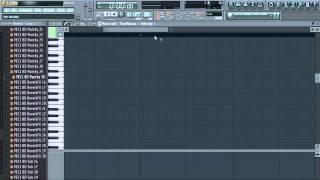 Como usar fl studio: Step sequencer y piano roll