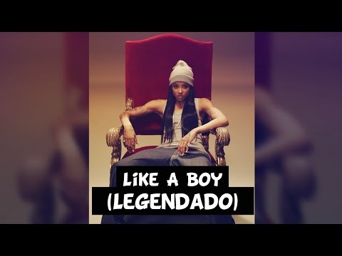 Ciara - Like A Boy [Legendado]