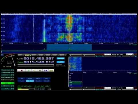 Radio Kuwait 18:32 utc on 15540 khz 9 May 2017