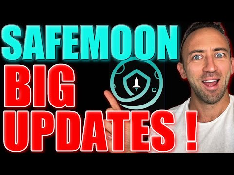 Safemoon BIG Update! WINNERS ANNOUNCED!