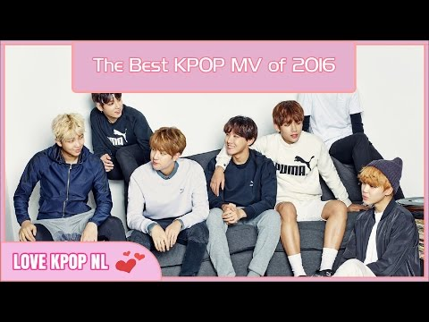 The Best K-POP Music Video of 2016 (Poll Results)