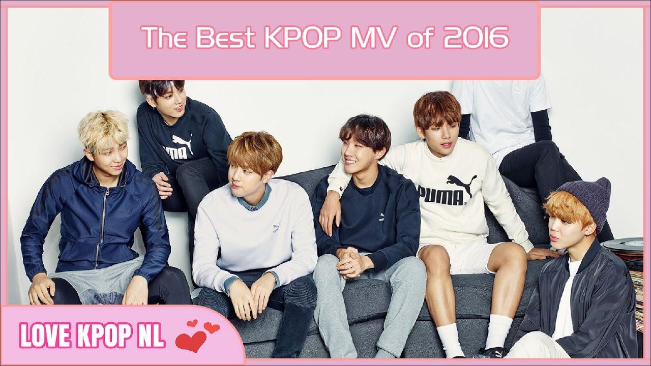 Best kpop music videos